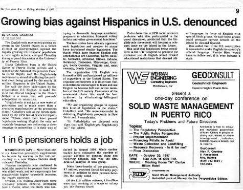 Digital collections new york state archives civil rights activist groups charging that the motivations of the english only movement were prejudice against the united states hispanic population sciox Image collections