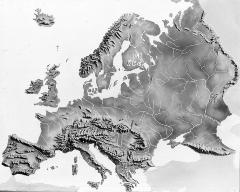 Map - Map of Europe