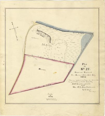 Garrison New York Map.Digital Collections New York State Archives