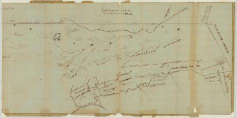 Ulster County New York Map.Digital Collections New York State Archives