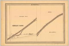 Erie Canal Survey, Ridgeway showing Shelby Basin