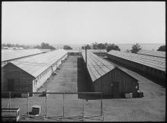 Plattsburgh Barracks: Temporary Barracks, Lake Champlain